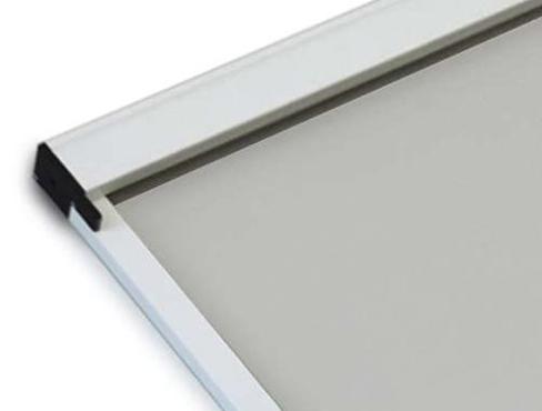 kit moustiquaire rouleau retractable pour portes profil aluminium ouverture lat rale. Black Bedroom Furniture Sets. Home Design Ideas
