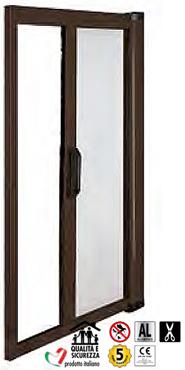 Kit moustiquaire rouleau retractable pour portes profil - Comment installer une porte moustiquaire ...