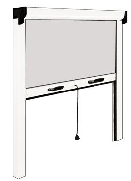 stores ext rieurs occultant enroulable avec coulisses recoupable largeur hauteur. Black Bedroom Furniture Sets. Home Design Ideas