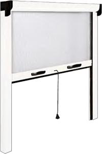 store papier pour fenetre cintr e en forme d 39 arche tamisant blanc. Black Bedroom Furniture Sets. Home Design Ideas
