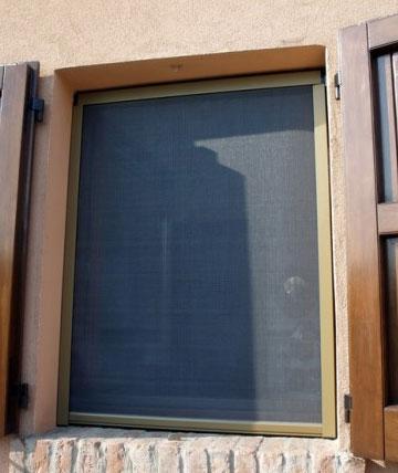 Store moustiquaire eurokit 80x170 cm - Moustiquaire sur mesure enroulable ...